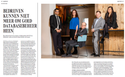 Dutch interview in Vallei Business